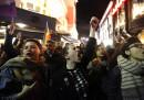 Протестите в Истанбул