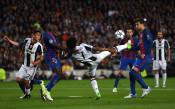 Куадрадо: Играхме като голям отбор срещу Барселона