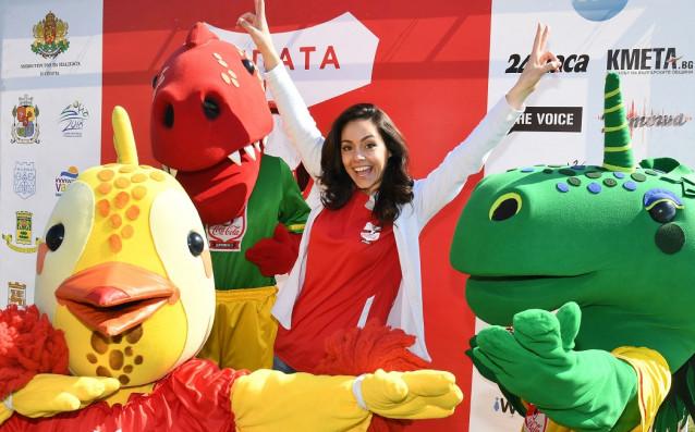 Красавицата Радост Тодорова ще играе футбол в родния си град Враца тази събота