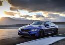 Анаболи и диета за BMW M4 CS
