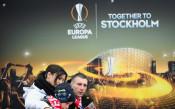 Атмосферата преди Манчестър Юнайтед Андерлехт<strong> източник: Gulliver/GettyImages</strong>