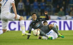 Селта е първият полуфиналист в Лига Европа