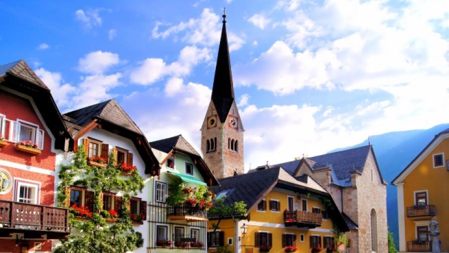 Най-романтичните малки градчета в Европа