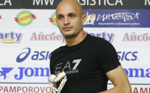 Миро Будинов: Заслужен хикс