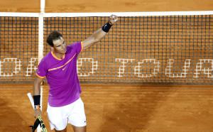 Кралят на клея на финал в Барселона