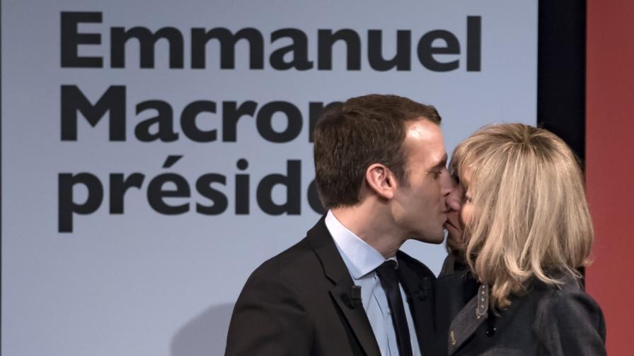 Одумват ги, но той може да е новият президент на Франция