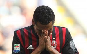Карлос Бака: Играх за най-слабия отбор на Милан в цялата история