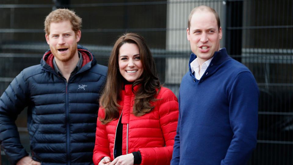 Кейт, Уилям и Хари - в откровен разговор за смъртта на Даяна и родителството