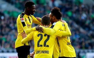 Дортмунд с голям обрат срещу Мьонхенгладбах