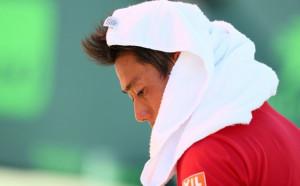Травма отказа Кей Нишикори от турнира в Барселона