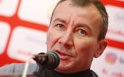 Треньорът на ЦСКА е уверен: Очаквам да празнуваме след мача