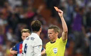 Реал Мадрид обжалва червения картон на Рамос