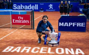 Клей шоуто продължава в Барселона с Надал, Мъри и още куп големи имена