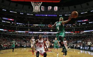 Бостън и Юта изравниха серииите в НБА