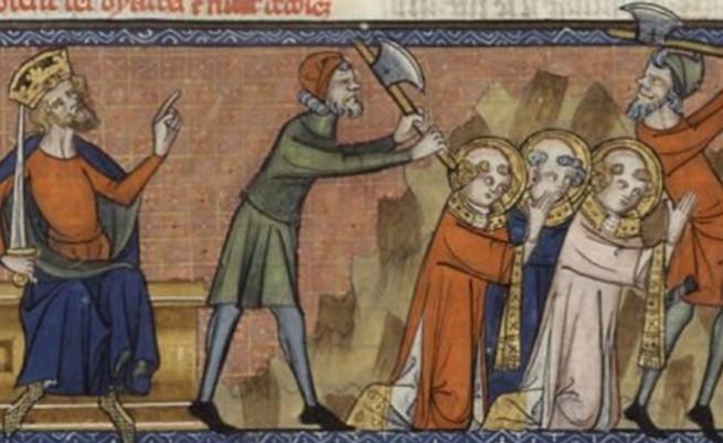 Убийството на папа Сикст II