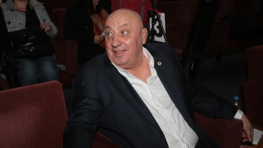 Георги Гергов напуска Националния съвет на БСП