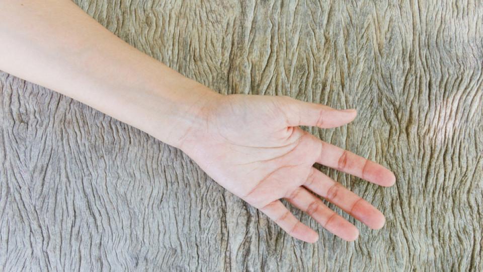 Имате ли ангелска линия на ръката и какво означава тя?