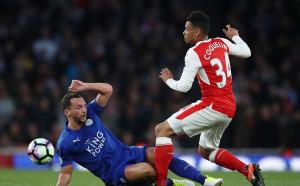 Надеждата на Арсенал за Топ 4 мъждука след мъчен успех