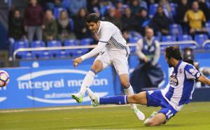 Реал изля гнева си върху Депортиво