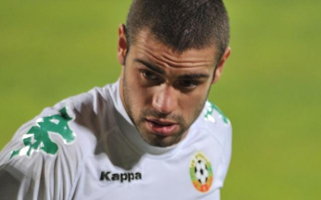 Италианският гранд Лацио отново има в полезрението си български футболист.