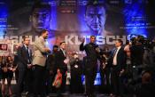 Кантарът на Джошуа и Кличко<strong> източник: Gulliver/GettyImages</strong>