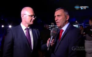 Михаил Таков: Пожелавам на Кубрат Пулев да спечели световната титла