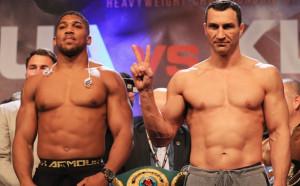 Имате думата: Кой ще победи - Кличко или Джошуа?