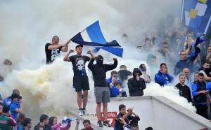 В Хърватия продължават да се стряскат от Левски