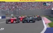 Отличен старт за Ботас, бърза катастрофа в Гран При на Русия