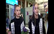 Ансамбълът ни се върна от Баку, вълнува се преди СК в София