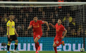 Ливърпул изтръгна трите точки в психотрилър срещу Уотфорд