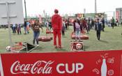 """СУ Димчо Дебелянов са финалистите за региона на Бургас в """"Купата на Coca-Cola"""" , а старозагорският тим, който ще представи града на финала на първенството, е 4-то ОУ Кирил Христов<strong> източник: Купата на Coca-Cola</strong>"""