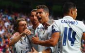 Кошмар за Атлетико, Роналдо не показа никаква милост
