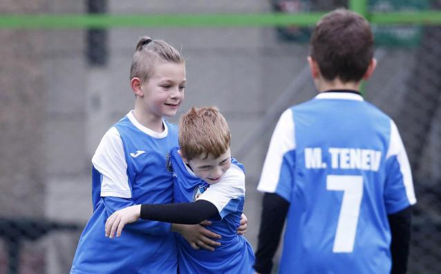 Левски набира деца за школата<strong> източник: levski.bg</strong>