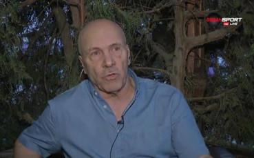 Георги Василев със съвет към ЦСКА за треньора
