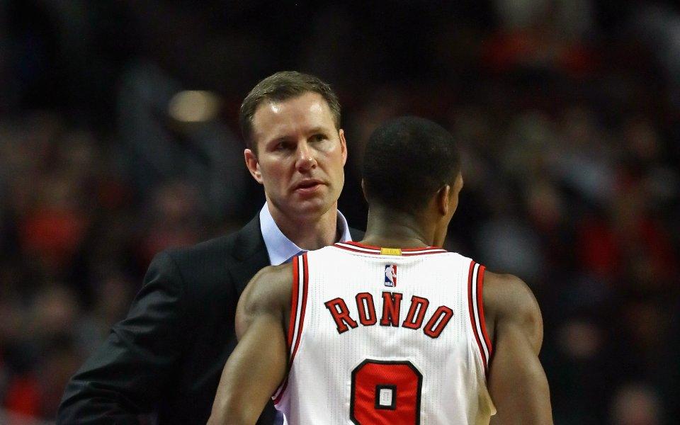 Чикаго няма да сменя треньора, Рондо също остава
