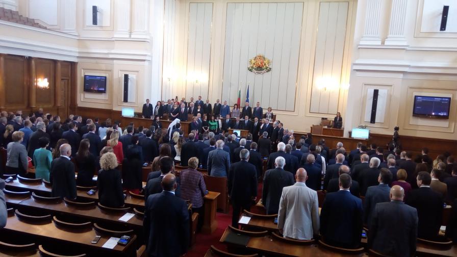 Борисов като премиер: Извинявам се на БСП, че победихме