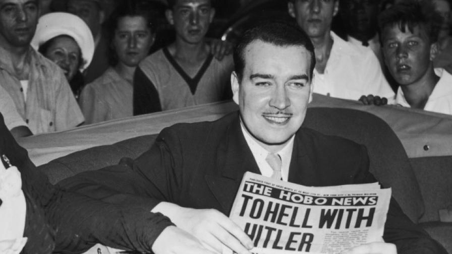 Племенникът на Хитлер, който воюва срещу него