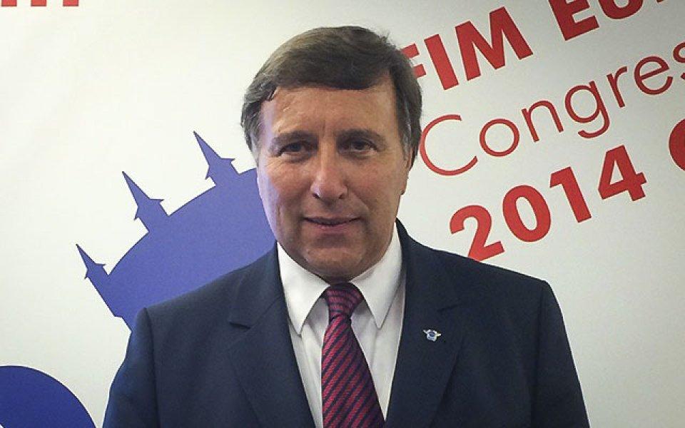 Президентът на ФИМ Европа идва на мотокрос в Севлиево