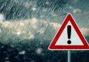 Жълт код за опасно време в 22 области в неделя