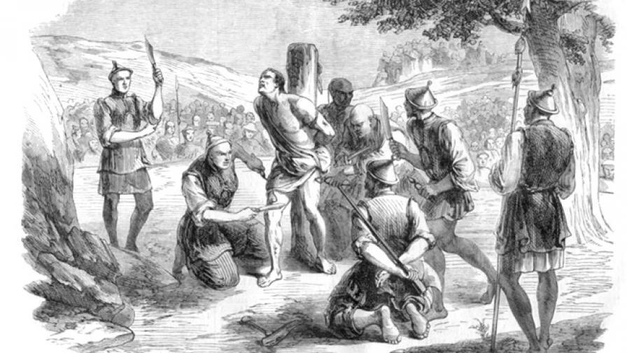 Линчи - един жесток метод за екзекуция, прилаган до XX в.