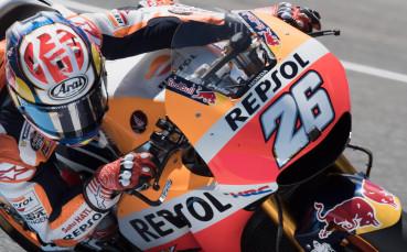 Една от легендите в Moto GP с последен старт в кариерата си