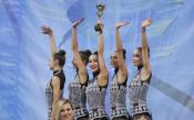 Фурор в Арена Армеец и нов медал за ансамбъла