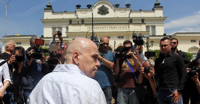 Снимка: Слави Трифонов купи старозагорска телевизия