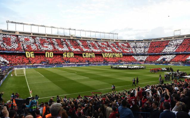Стадион Висенте Калдерон<strong> източник: Gulliver/Getty Images</strong>