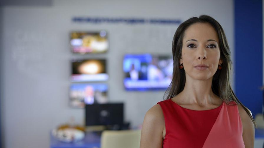 Водещата на Новините на NOVA Невена Василева роди момиче
