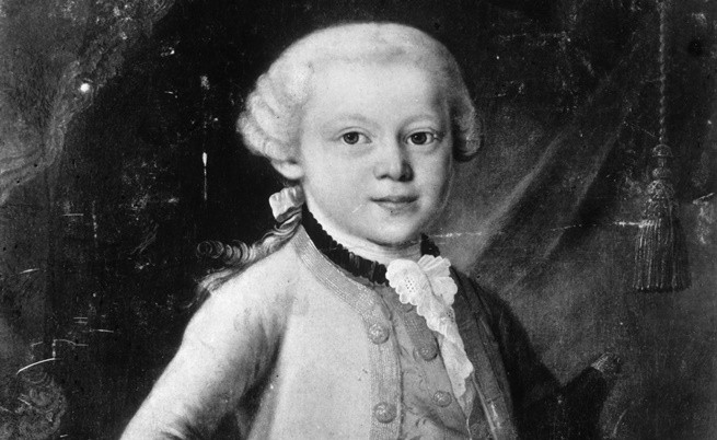 Децата чудо, превърнали се в знаменити личности с висок принос в историята