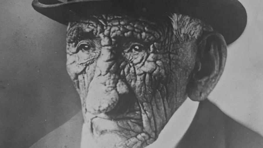 Мъжът, за когото се твърди, че е починал на 138 г.