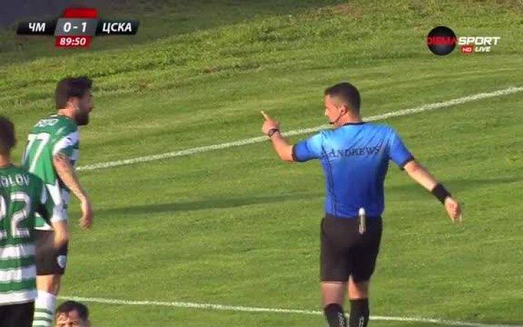 Имаше ли дузпа за Черно море срещу ЦСКА?