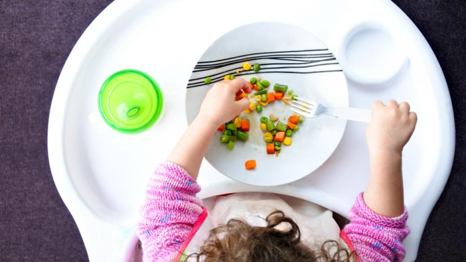 Веганството - опасно за здравето на малките деца